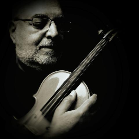 john and violin